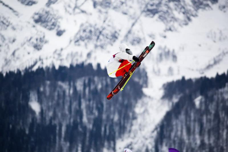 Роза Хутор открывает продажу ски-пассов