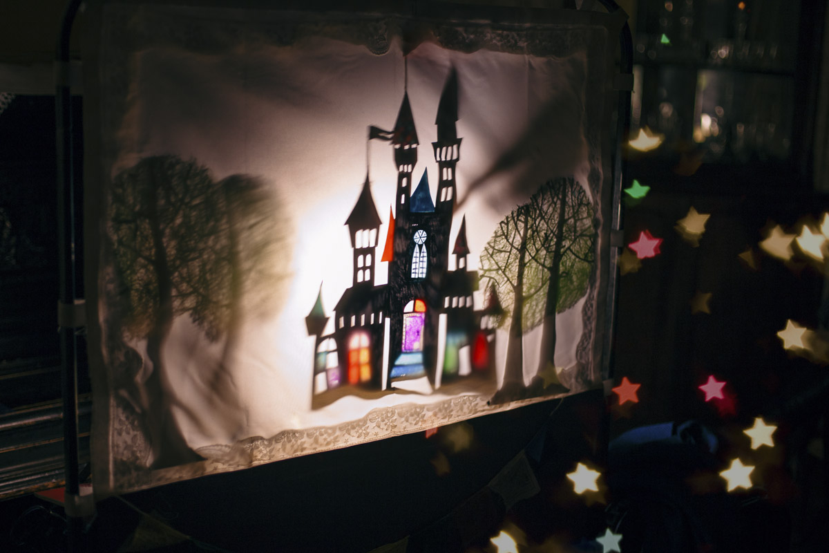 Театр теней вCoop Studio