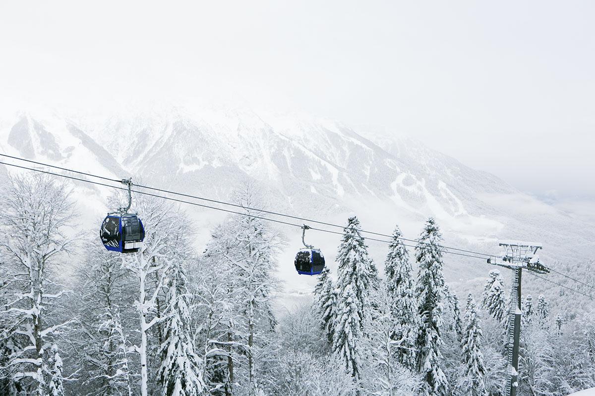 Выиграй сезонный ски-пасс наГАЗПРОМ!