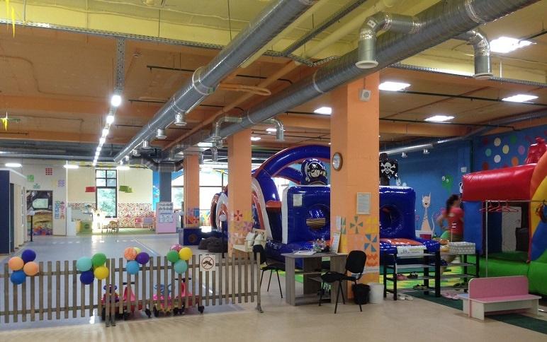Детский развлекательный центр «Городок»