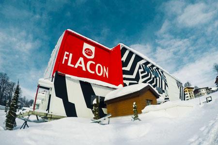FLACON 1170— дизайн-резидеция вгорах