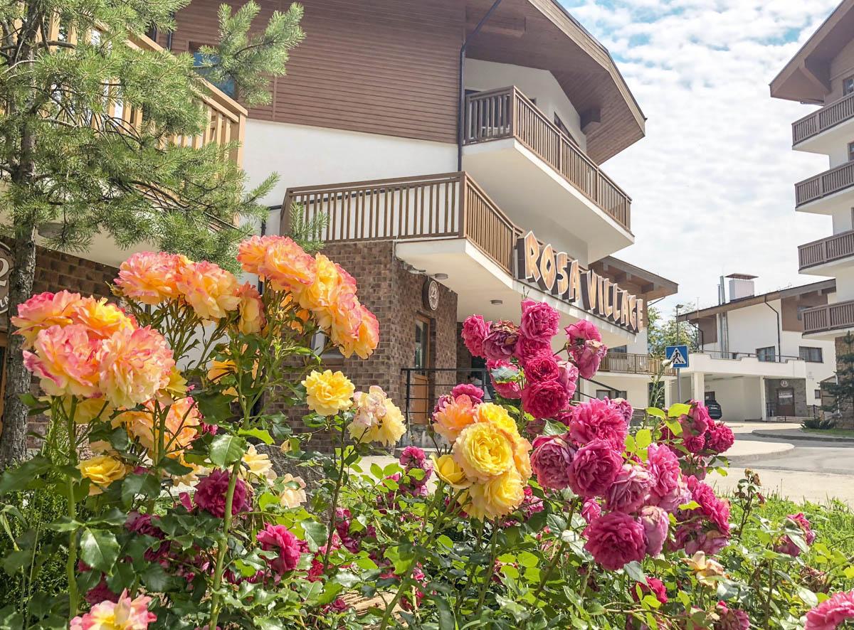 Гостиничный комплекс «Rosa Village»