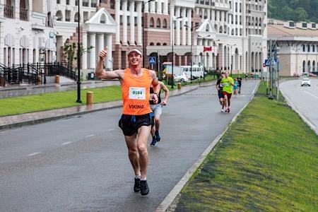 Фестиваль бега Energy Race