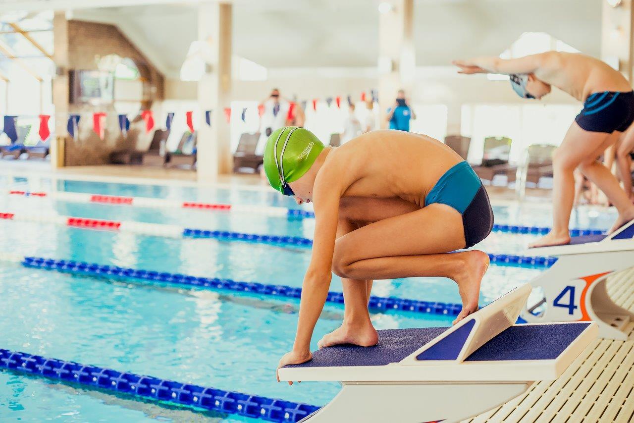 В«Гранд Отель Поляна» открывается детский клуб плавания