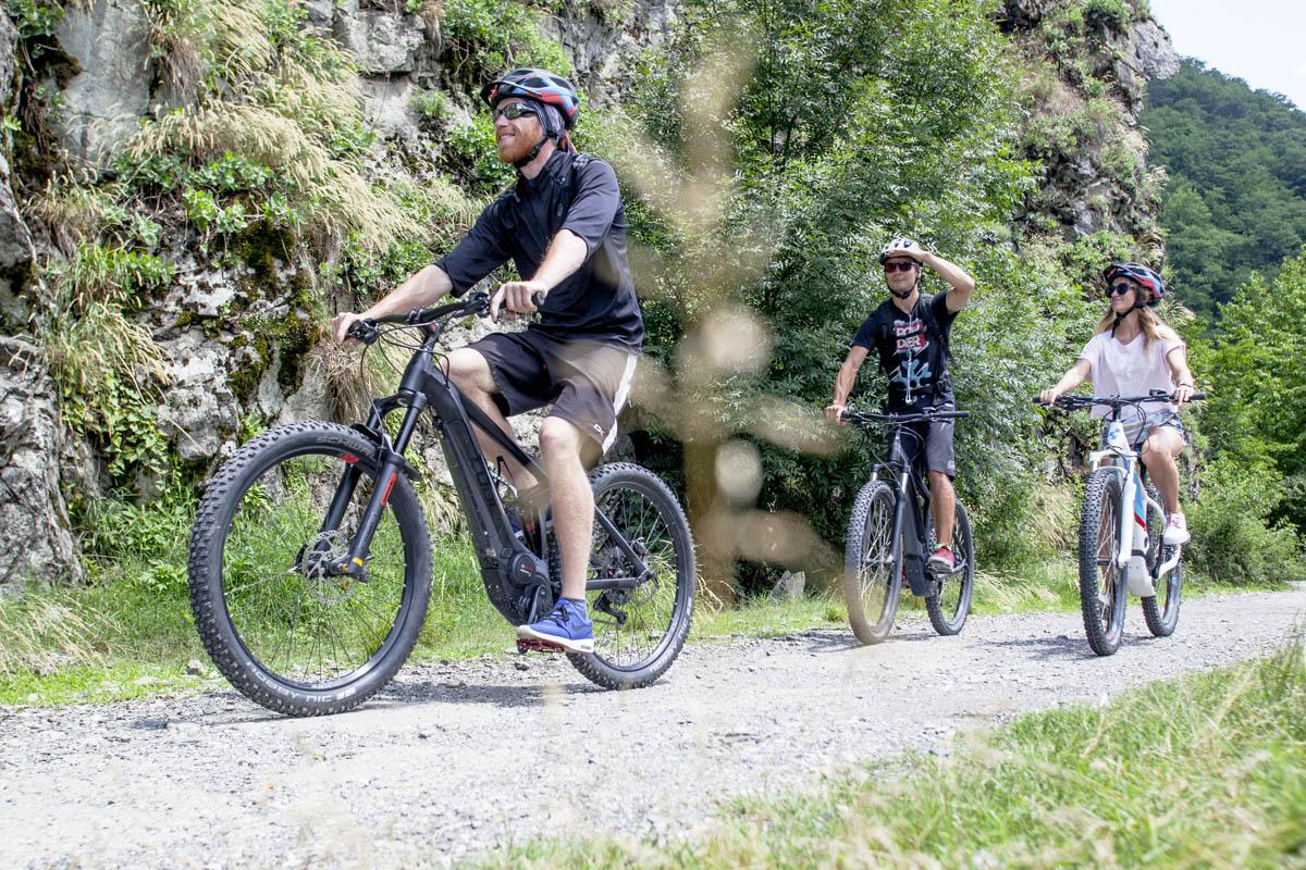 Туры наэлектровелосипедах Electro Bike Tour