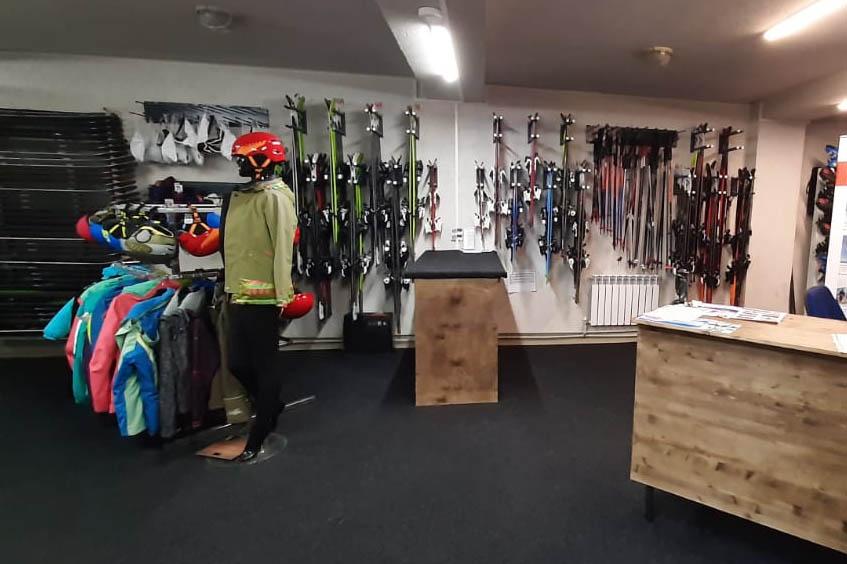 Прокат «сВершины»— сервис проката горнолыжного снаряжения