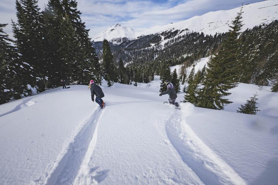 Юбилей Tinkoff Rosafest: Снежный Циклон иБольшая Игра